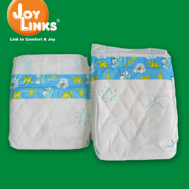 Disposable Nappy with Good Absorption