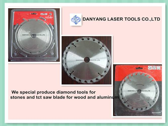 Carbide Tips Tct Saw Blade with High Quality
