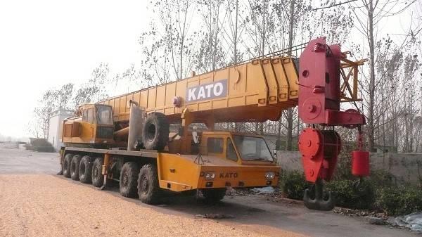 Used Truck Crane KATO 120TON NK-1200E