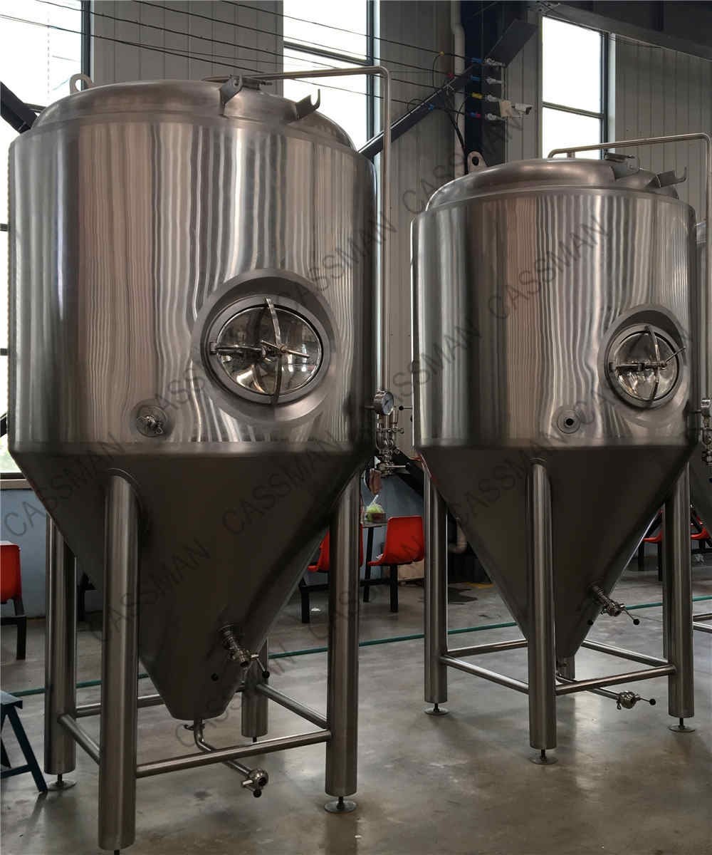 vodka fermentation tank
