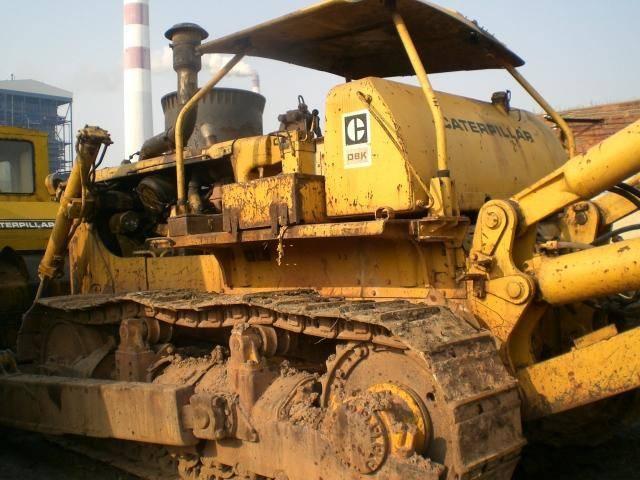used Caterpillar D8K track-type bulldozer,used caterpillar bulldozer,used machinery