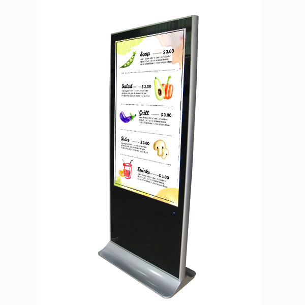 Floor Standing LCD AD Display