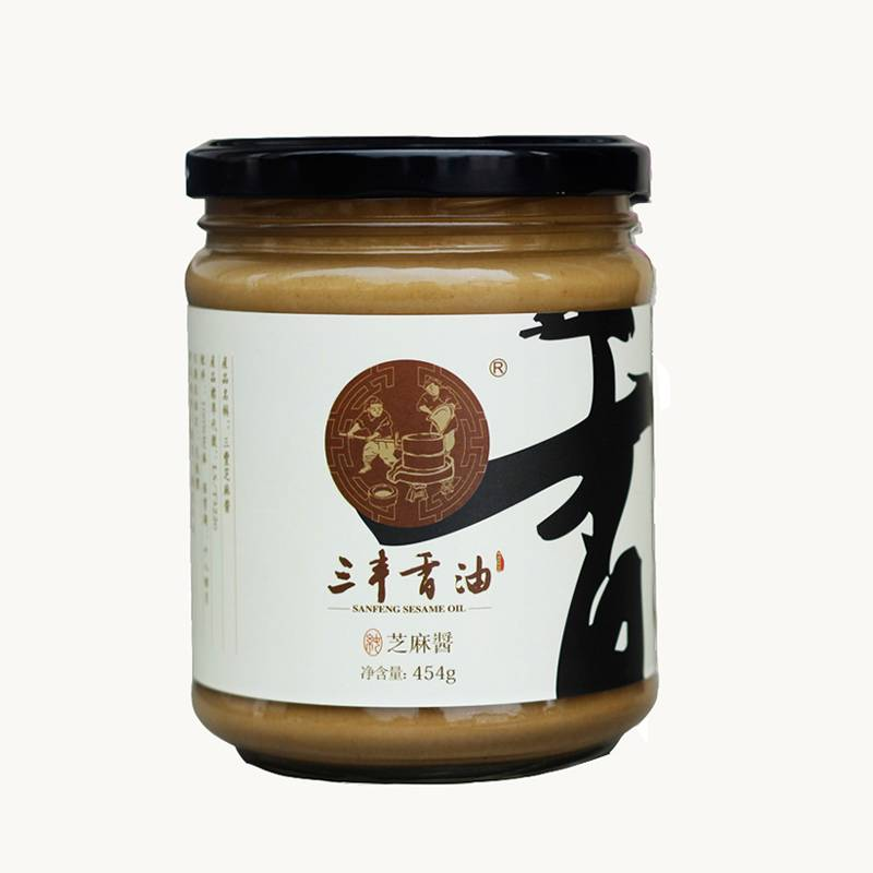 sesame seed sauce seasoning paste