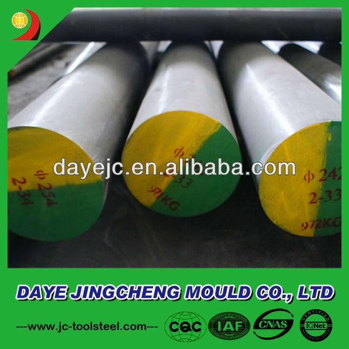 Alloy Tool Steel 1.2085, Forged Round Bar 1.2085