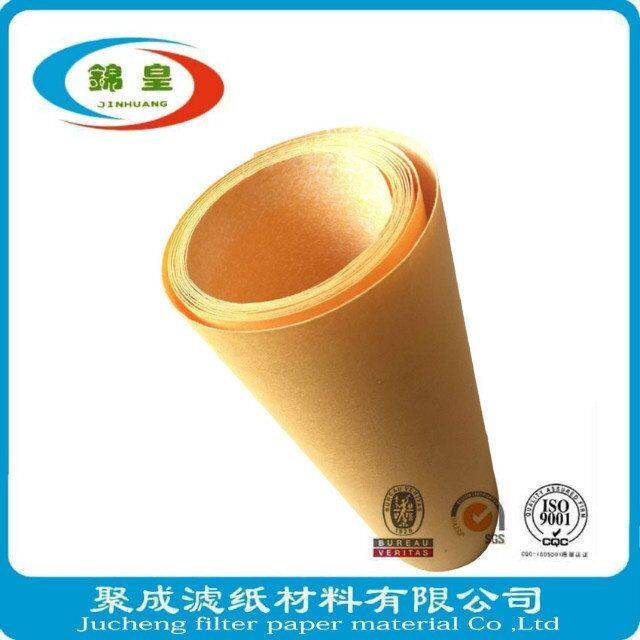 Filter paper for engine air filter