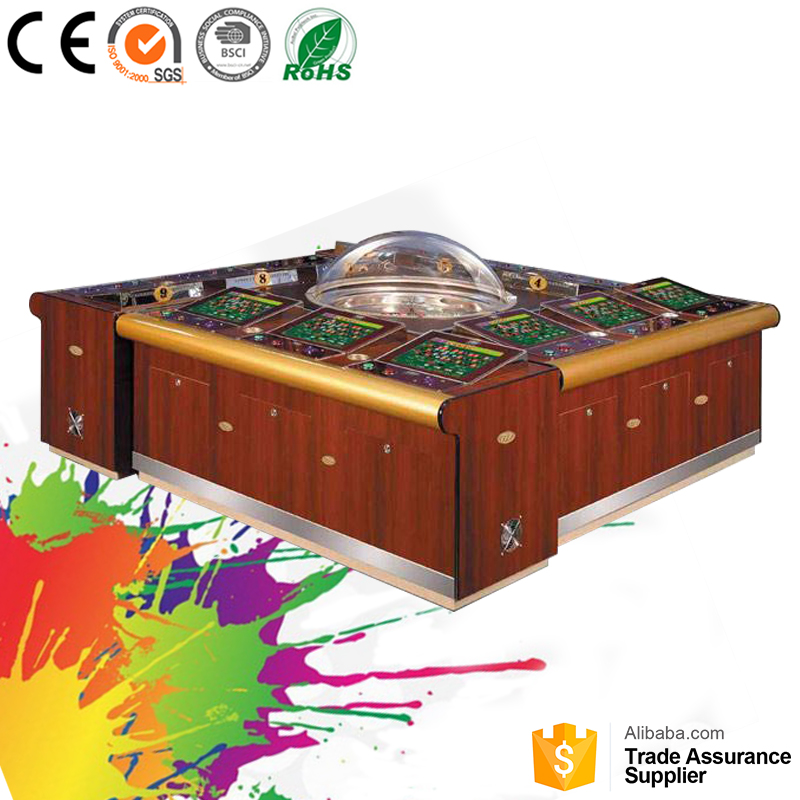 Hot sale funning live casino roulette online gambling table machines