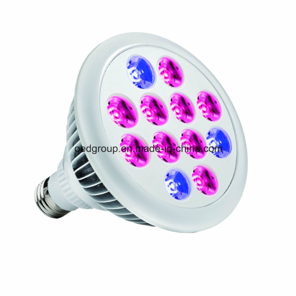 9 Red 3 Blue Hydroponic LED Grow Light Bjulb 12W Indoor Plant Grow Light