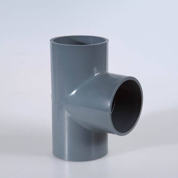 ISO ASTM standard 45 degree pvc elbow water supply