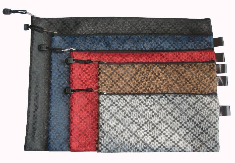 Plain Lattice leather bag