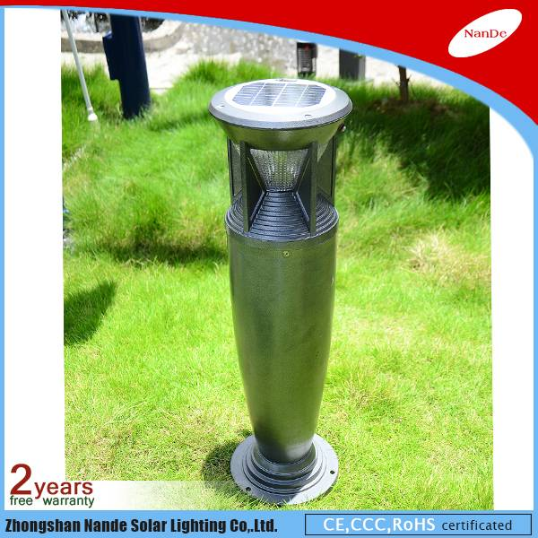 factory price solar LED lawn light