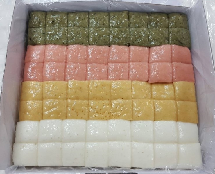 Steamed Fermented Rice Cake