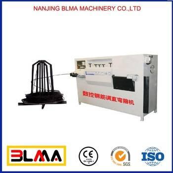 High efficiecny rebar stirrup bender machine, cnc automatic wire bending machine