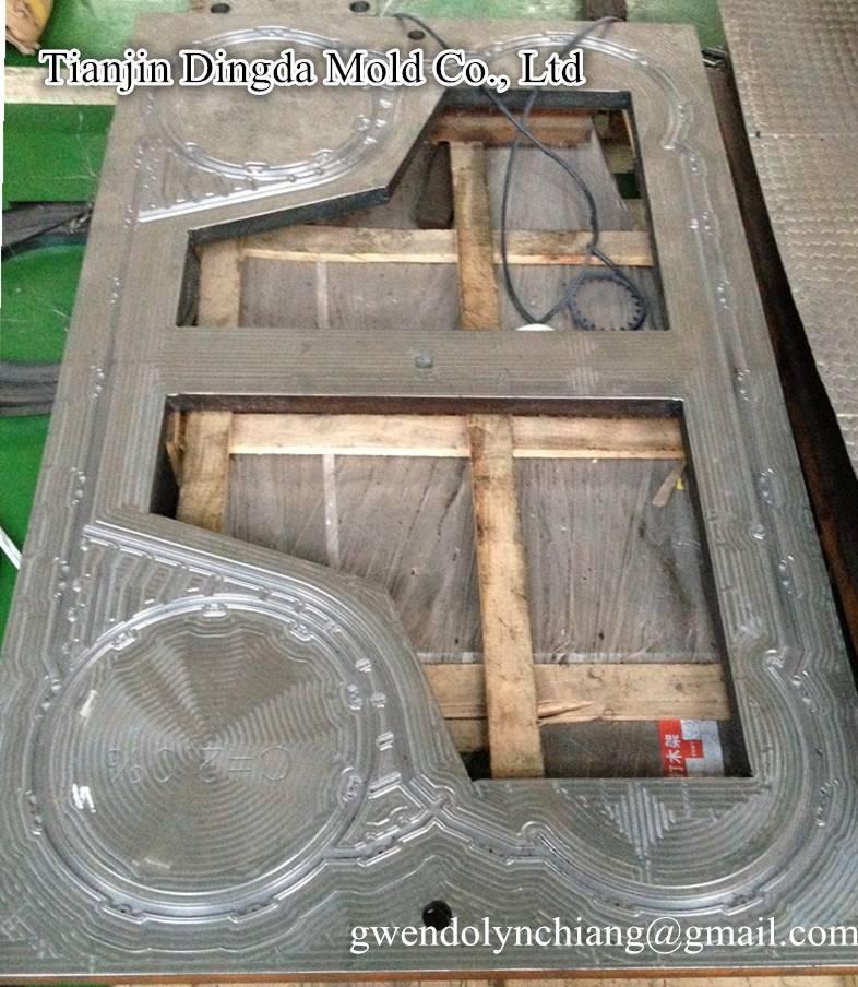 PHE S81 gasket mold