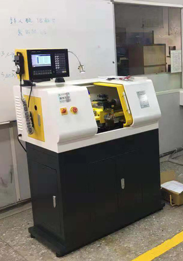 CK210B Micro CNC Lathe
