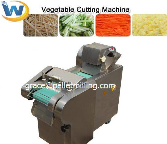 Stainless steel 1000kg fruit and vegetable cutting machine banana slicing machine