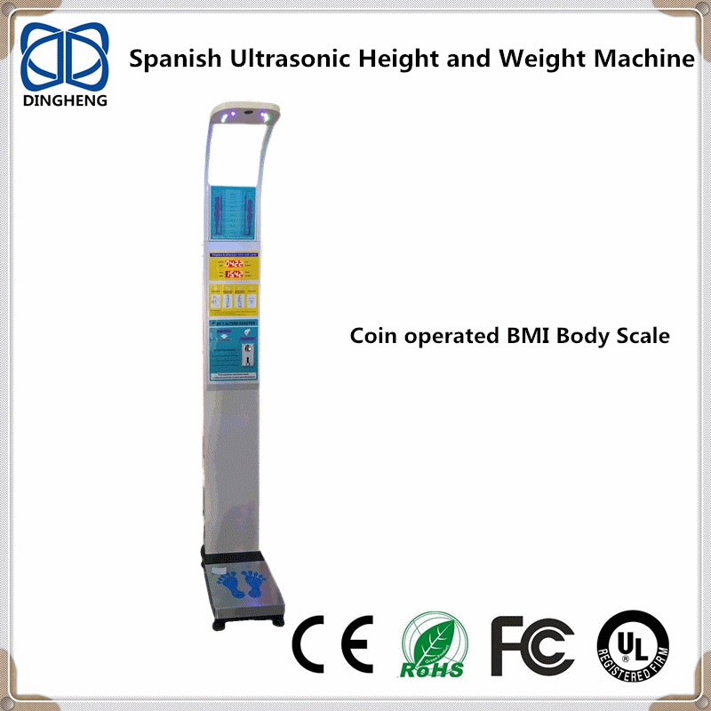 Economical OED computing price computer scale weighing height measurement scales