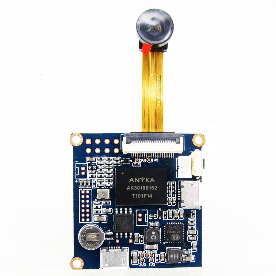 BPI-D1 Open-source HD Mini IP Camera Wifi Module For Banana Pi development board