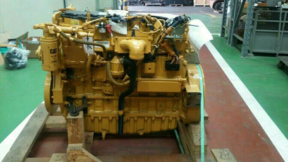 Used & reconditioned engine CATERPILLAR C7