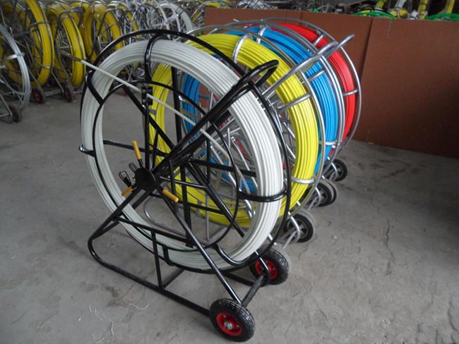 Wheeled Duct Rodder