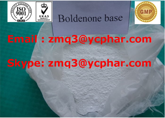 Boldenone Base CAS 846-48-0 High Purity Legal Boldenone Steroid