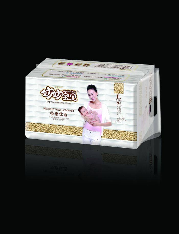 Miao Miao Baby  Baby Disposable Diaper