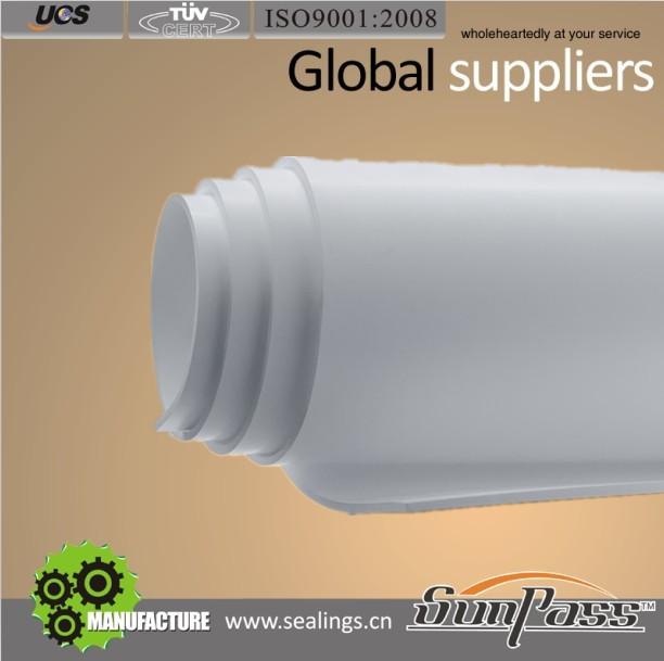 PTFE Products PTFE Raw Material Expanded PTFE Sheet
