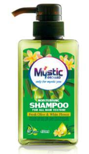 orchard moisturising shampoo for normal hair MYSTIC
