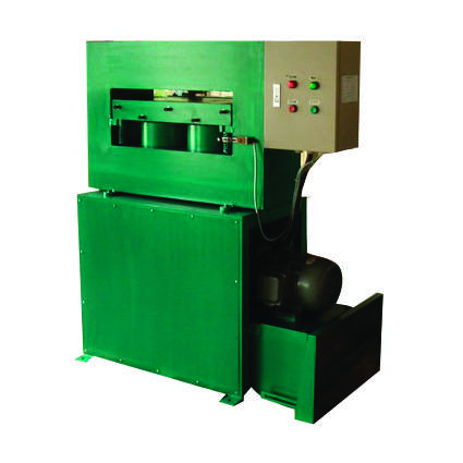 Hydraulic press machine to press number for license plate