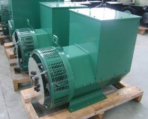 FD4 Stamford type diesel engine driven brushless ac alternator/generator 280KW