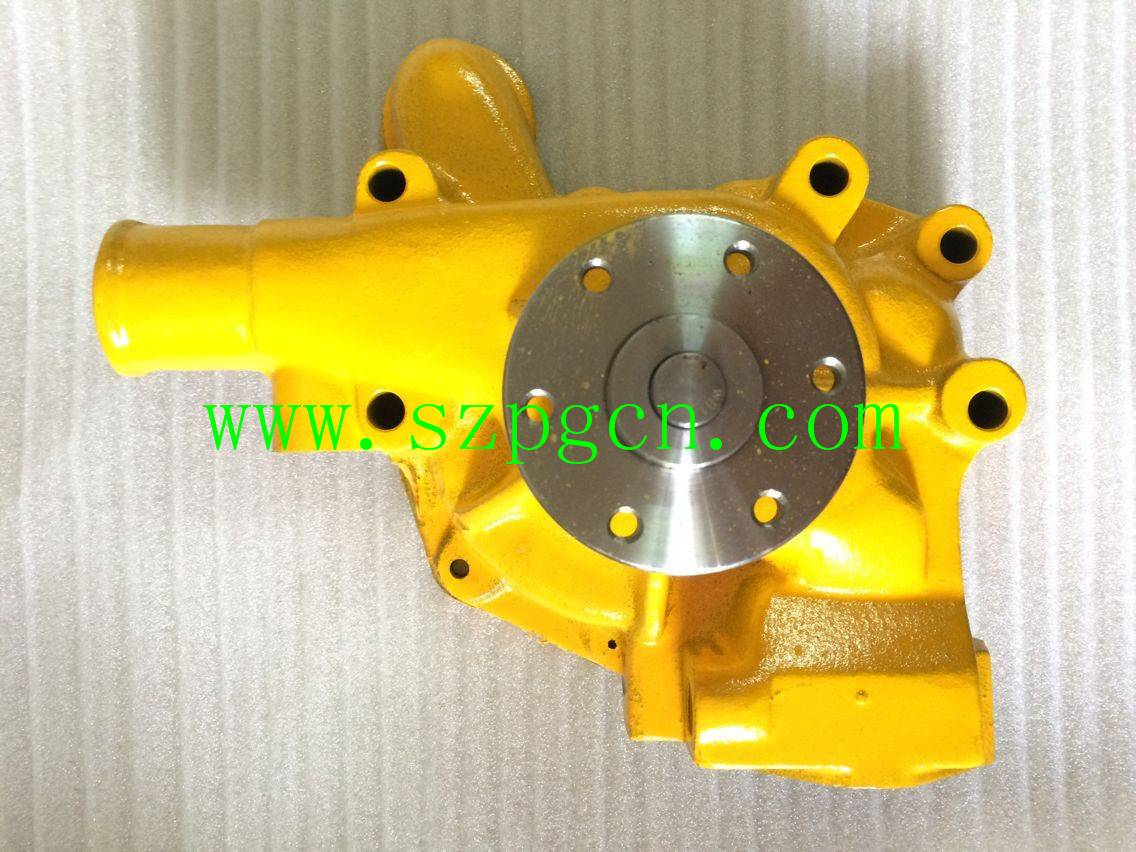 China Supplier 6D95L Water Pump 6206-61-1505 Cooling Pump for Excavator