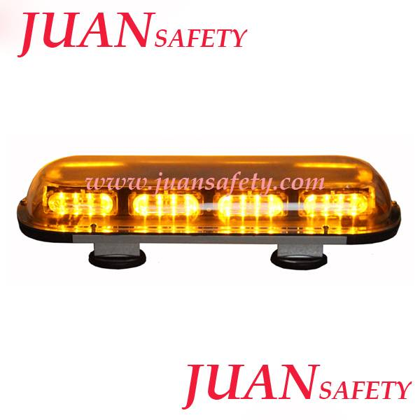 LTL226A LED emergency warning magnetic mini lightbar for police car