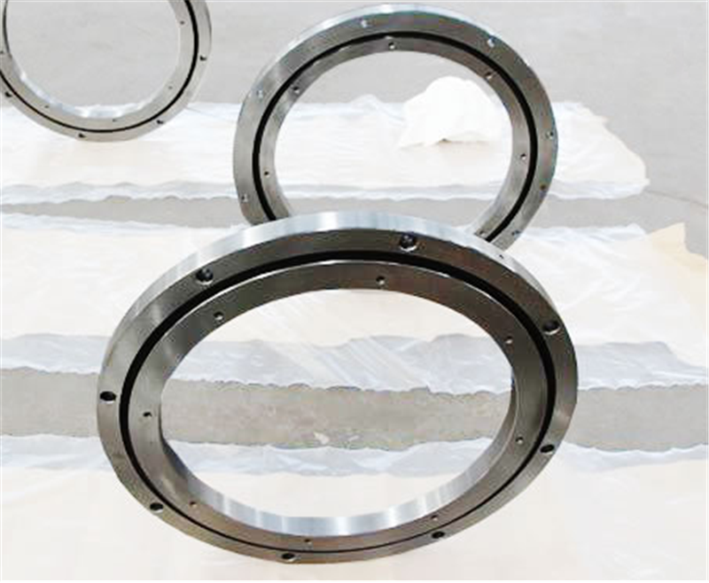 No-Gear Stainless Steel Light Slewing Bearing Slewing Ring For Filling Machine