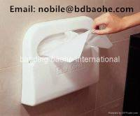 dispoasble toilet seat cover paper (high quality)