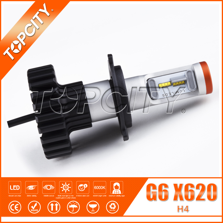 160W LED Headlight h4 DC 32V High Power Car Accessories Light