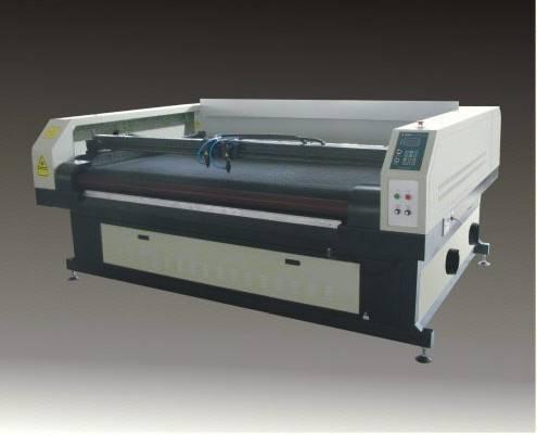 Car pillow laser cutting machine