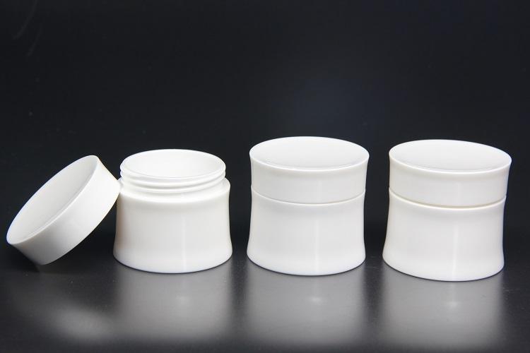 50g empty plastic jar, cosmetic jar, cream jar, face serum jar, face cream jar