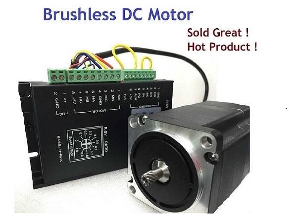 brusheless DC motor
