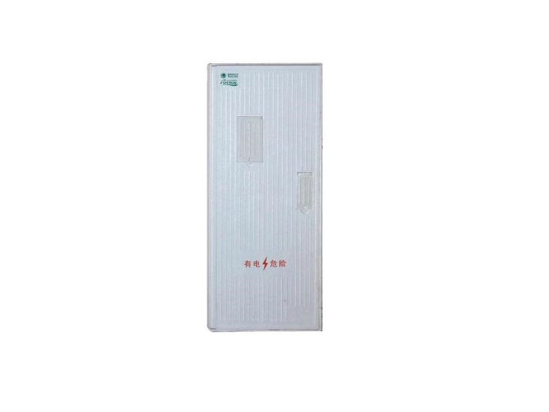 430x910x160mm fiberglass meter box for network construction