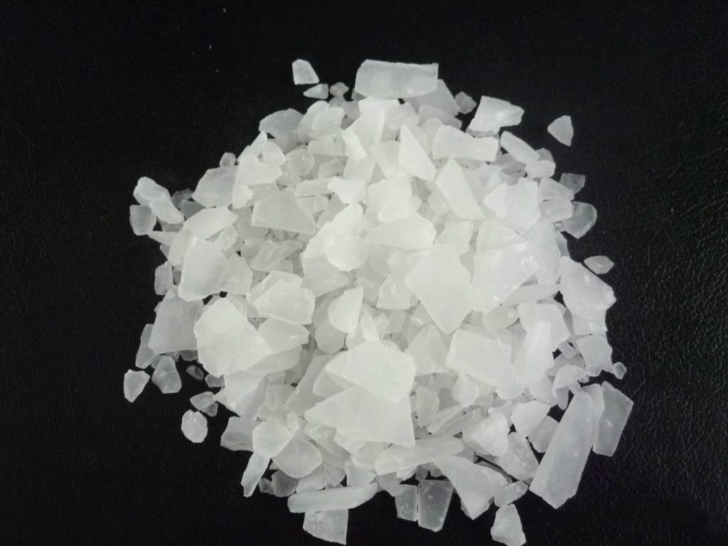 aluminium sulfate