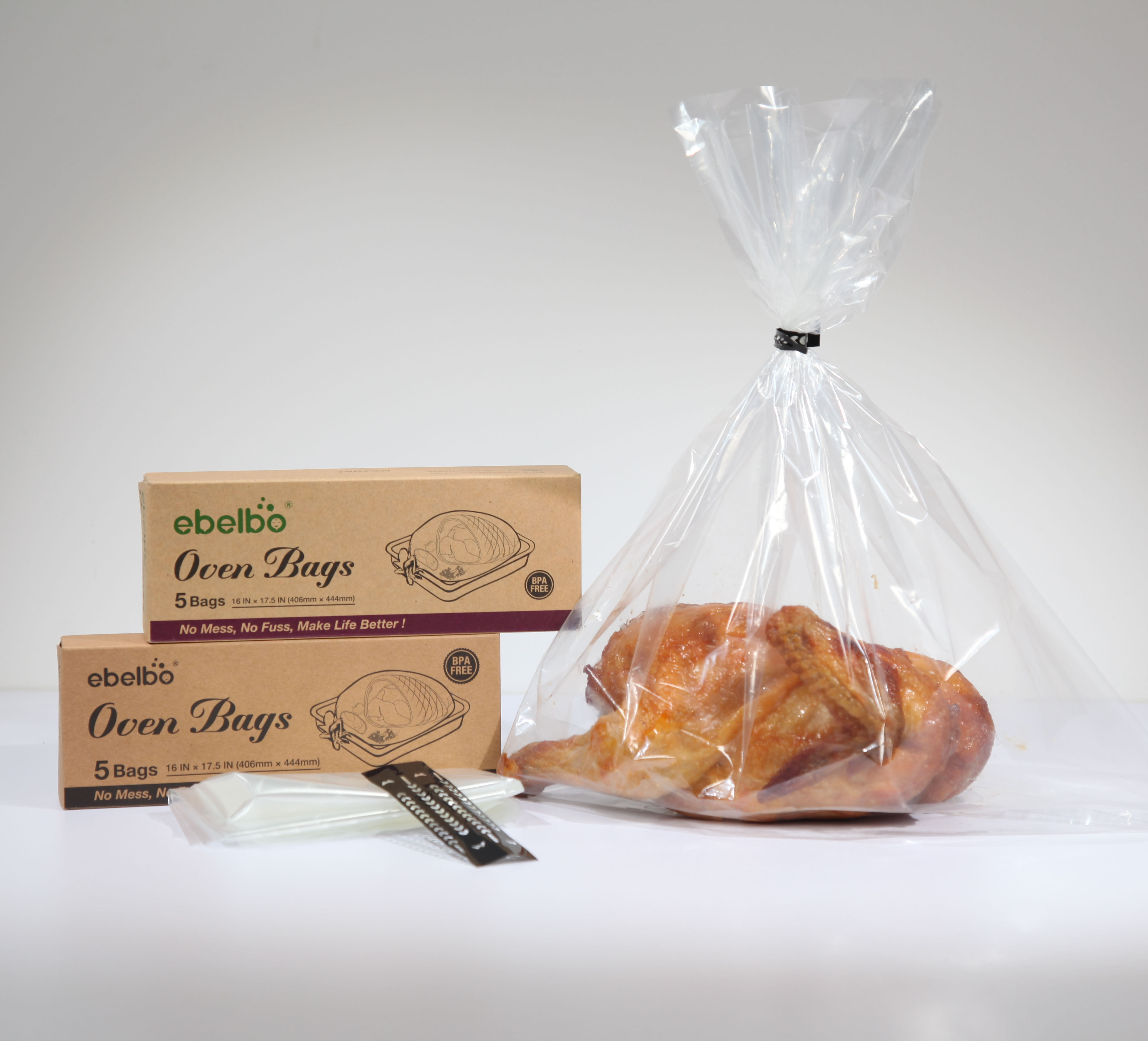 Extra Large Oven Roasting Microwave Cook Turkey Bag