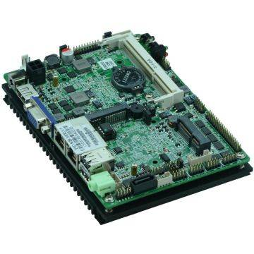 3.5inch motherboard Atom N2600 ,Integrated Intel N2600/1.66GHz Dual-core CPU TDP 4.5W