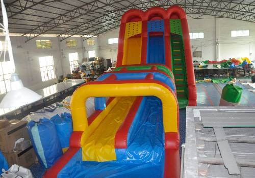 inflatable water slide for sale