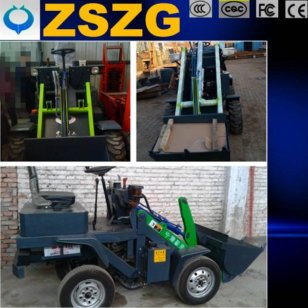 cheap Battery Wheel Loader China