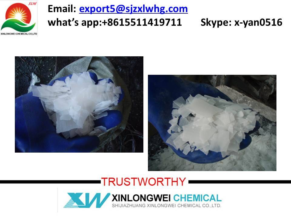 caustic soda flake / pearls 99%,96% NaOH / CAS No. : 1310-73-2