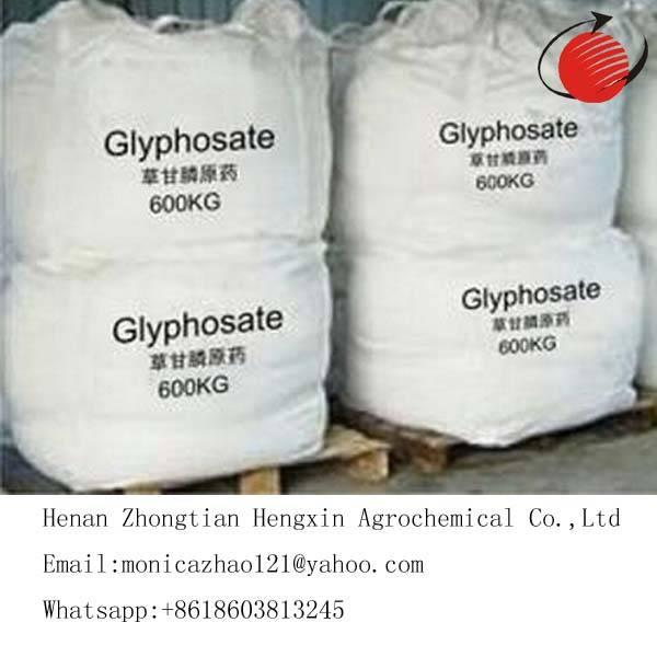 Glyphosate powder 95% Glyphosate granule TC glyphosate 41% liquid herbicide