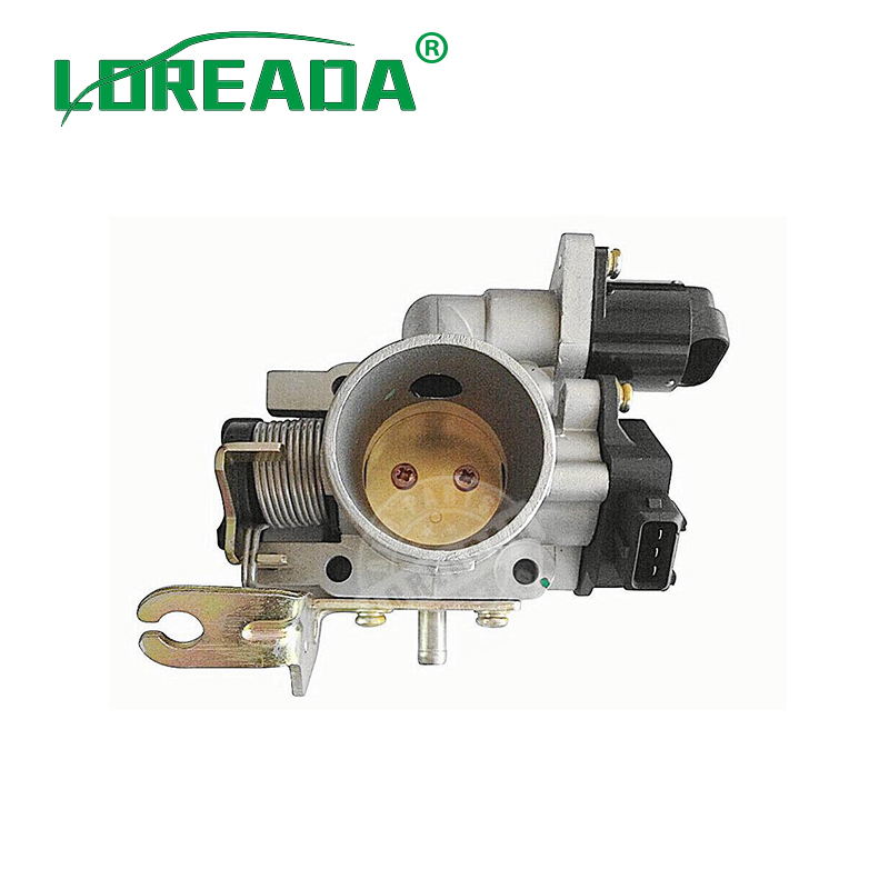 Perfect Autozone reset Mechanical Throttle Body for Lifan Fengshun 1.0 Engine system