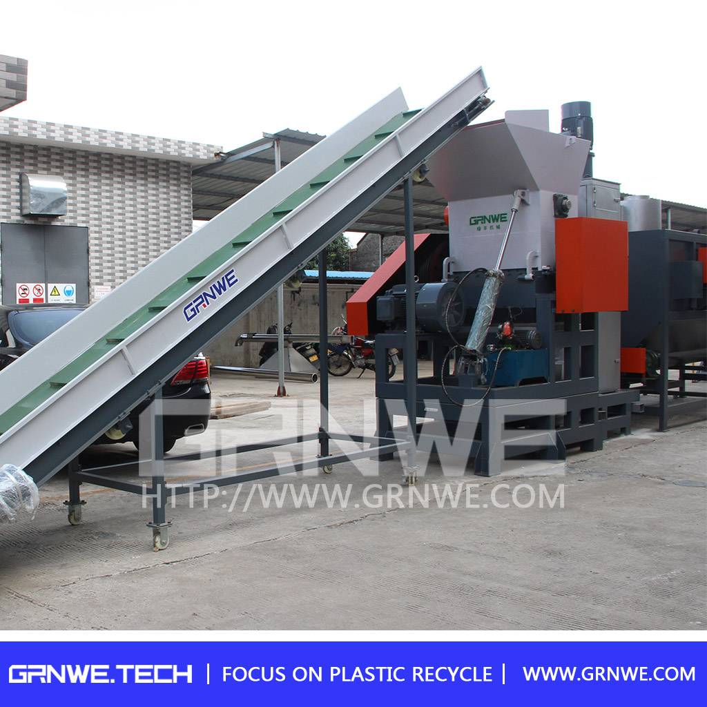 Excellent quality PET Bottle Washing Recycling Line with good price