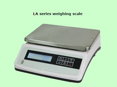 LA series weighing scale