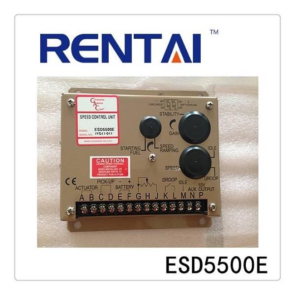 GAC Generator Speed Controller ESD5500E