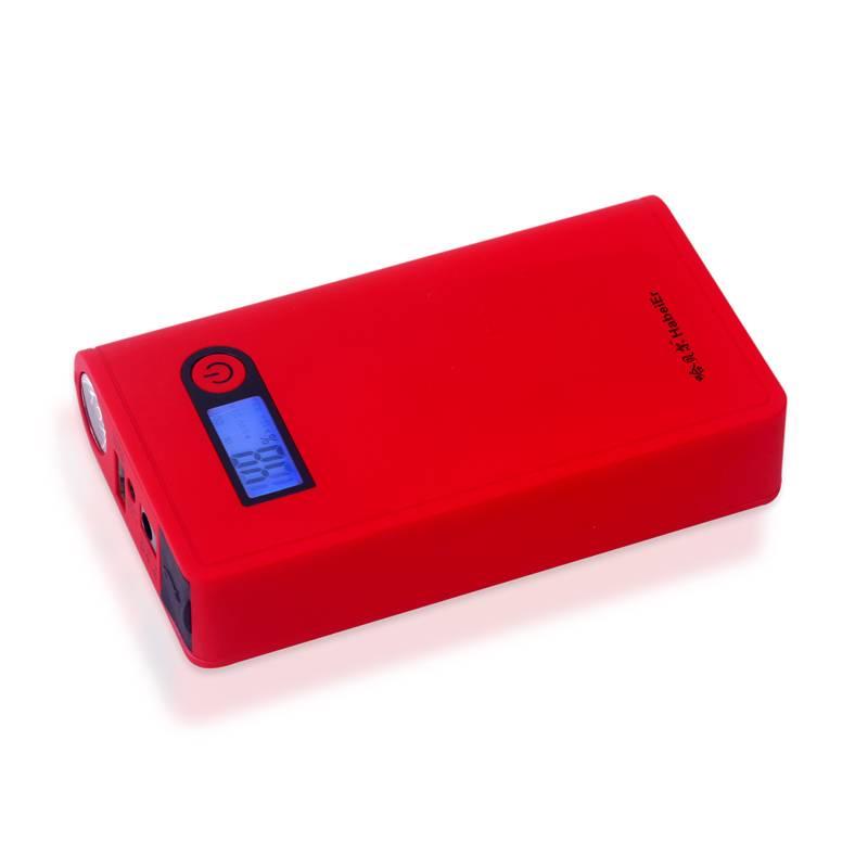 Car Emergency Power bank, battery charger 8000mAh mini starter battery12v car jump starter Power Ban